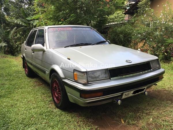 Toyota Corolla AE81 1987 Cars For Sale in SriLanka