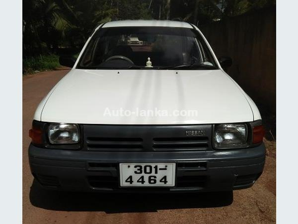 Nissan AD Wagon 1996 Jeeps For Sale in SriLanka