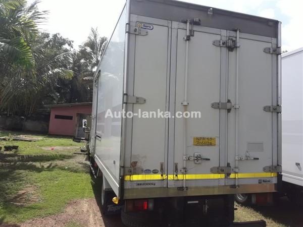 Isuzu 2016  Elf Freezer 14.5 feet Manual 2016 Trucks For Sale in SriLanka