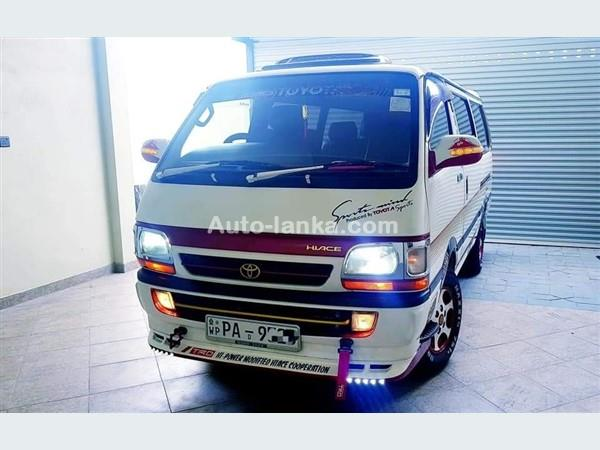 Toyota DOLPHIN LH 172 GL 2001 Vans For Sale in SriLanka