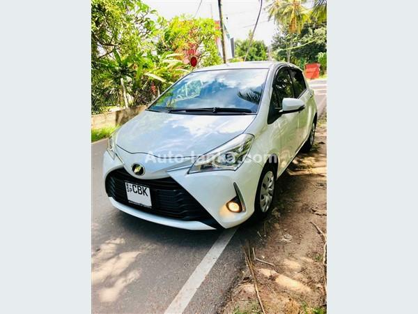 Toyota Vitz Safety 2019 Cars For Sale in SriLanka