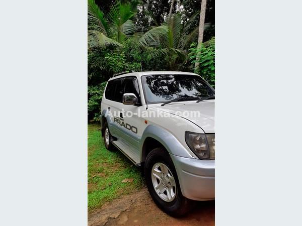 Toyota Land Cruiser Prado 1997 Jeeps For Sale in SriLanka