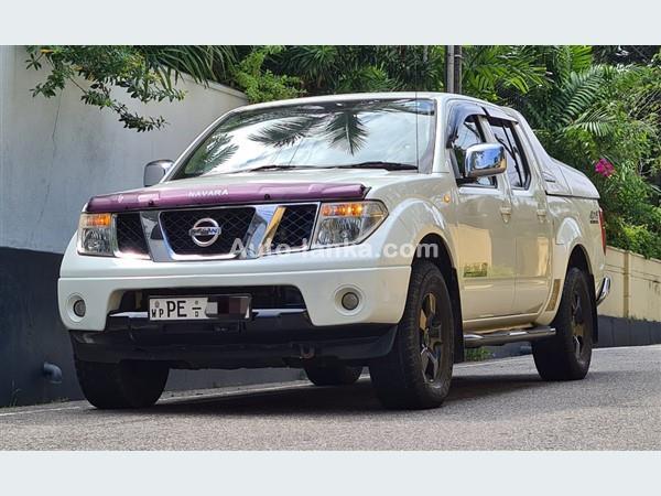 Nissan Nawara 2010 Pickups For Sale in SriLanka