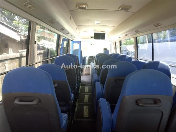 Mitsubishi Rosa 33 seat - 4D33 Series 2017 Buses For Sale in SriLanka