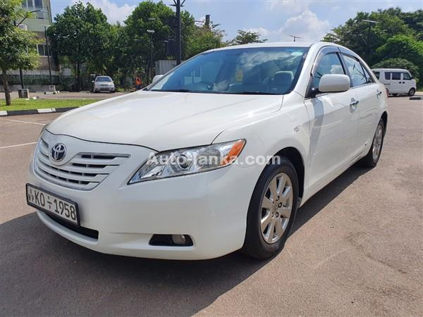 Toyota Camry ( G Limited Edition ) 2007 Cars For Sale in SriLanka