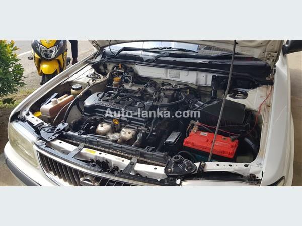 Nissan Sunny FB15 Ex Saloon 2001 Cars For Sale in SriLanka