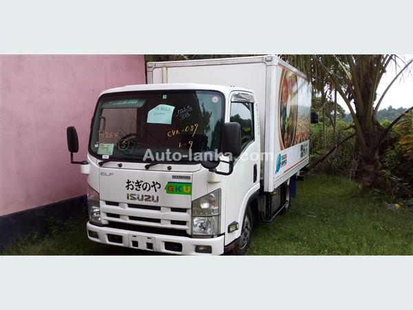 Isuzu 2012  Elf 10.5 feet 2012 Trucks For Sale in SriLanka