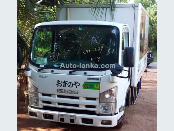 Isuzu 2012  Elf 10.5 feet 2012 Trucks For Sale in SriLanka