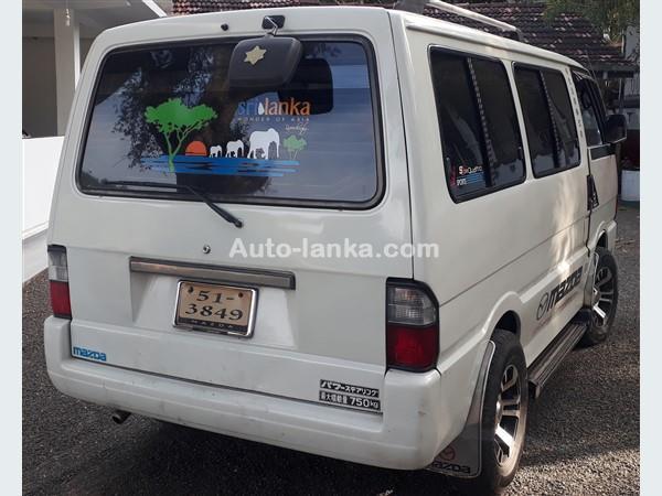 Mazda bongo 1986 Van For Sale in Gampaha