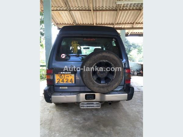 Mitsubishi PAJERO 1992 Jeeps For Sale in SriLanka