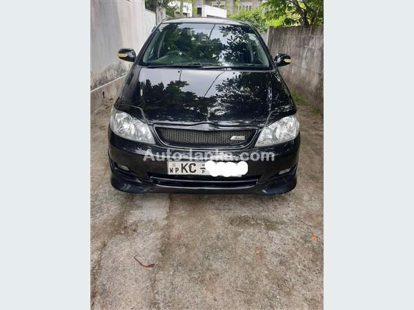 Toyota Corolla 121 2006 Cars For Sale in SriLanka