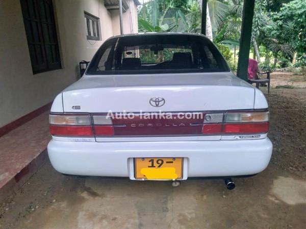 Toyota Corolla AE100 SE Limited Auto 1993 Cars For Sale in SriLanka