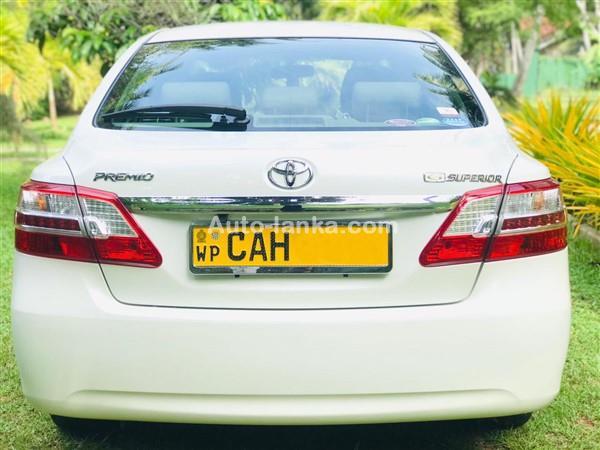 Toyota Premio G Superior 2015 Cars For Sale in SriLanka