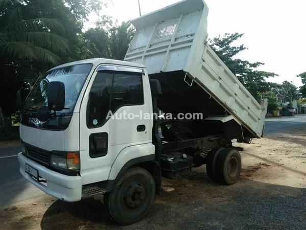 Isuzu Juston Tipper 2000 Trucks For Sale in SriLanka