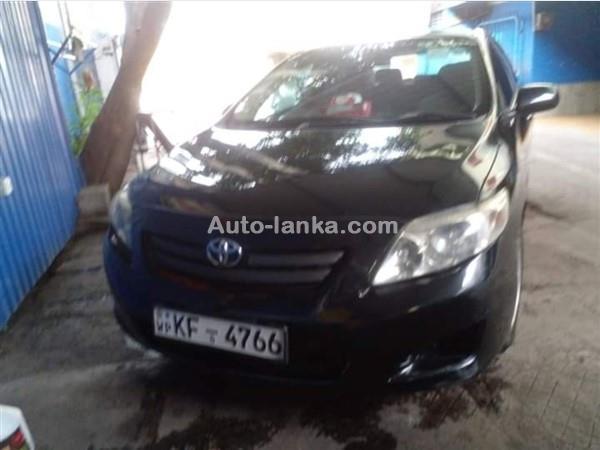 Toyota Corolla 141 XLI 2007 Cars For Sale in SriLanka