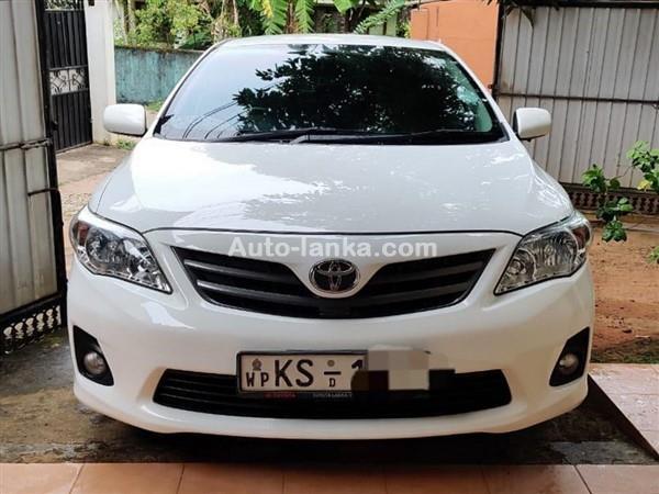 Toyota Corolla 141 Diesel 2012 Cars For Sale in SriLanka