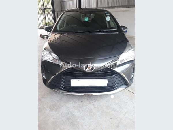 Toyota Vitz Safety Package 2017 Cars For Sale in SriLanka