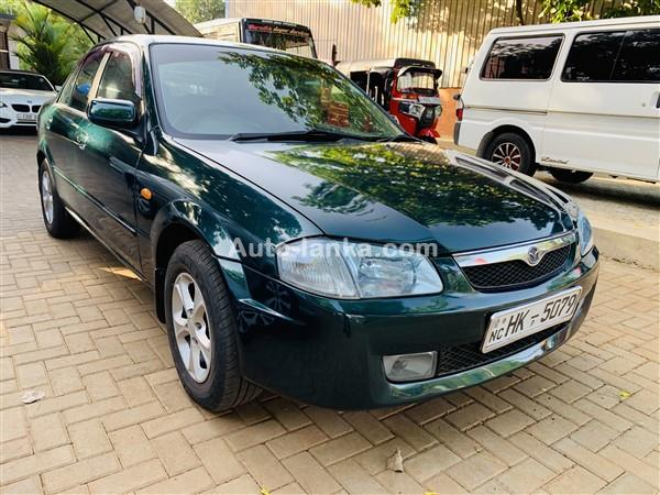 Mazda Familya 323 2000 Cars For Sale in SriLanka