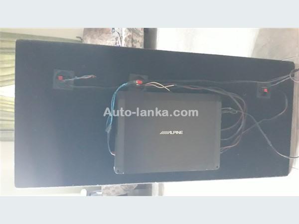 Other Alpine Subwoofer 2015 Spare Parts For Sale in SriLanka
