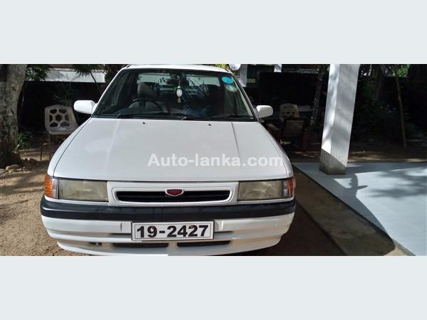 Mazda Mazda familia bj3p 1992 Cars For Sale in SriLanka