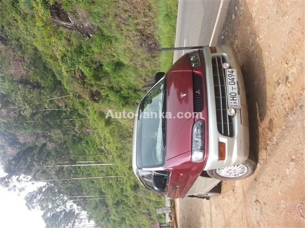 Mitsubishi L400 1997 Vans For Sale in SriLanka