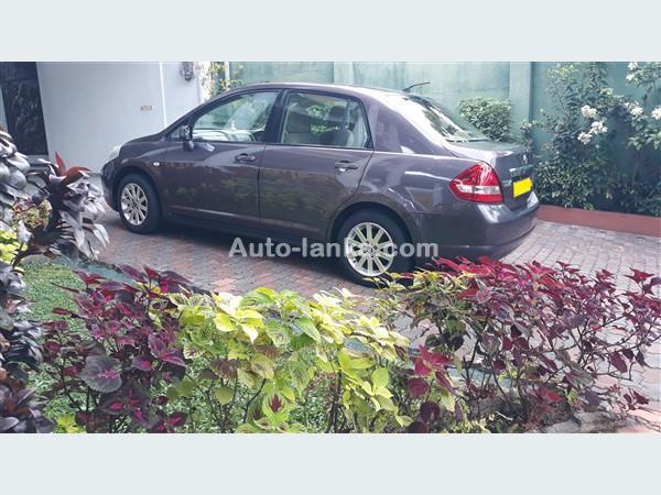 Nissan TIIDA 2007 Cars For Sale in SriLanka