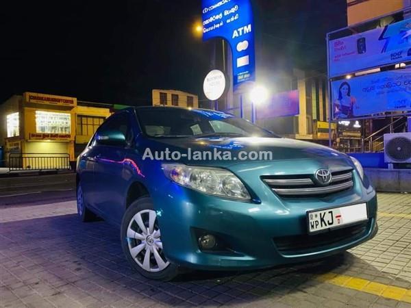 Toyota Corolla 141 Diesel 2008 Cars For Sale in SriLanka