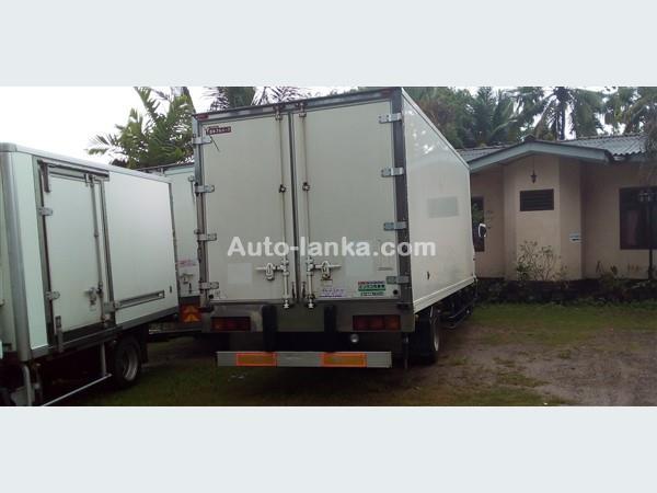 Other 2011 Hino freezer truck Manual 2011 Trucks For Sale in SriLanka