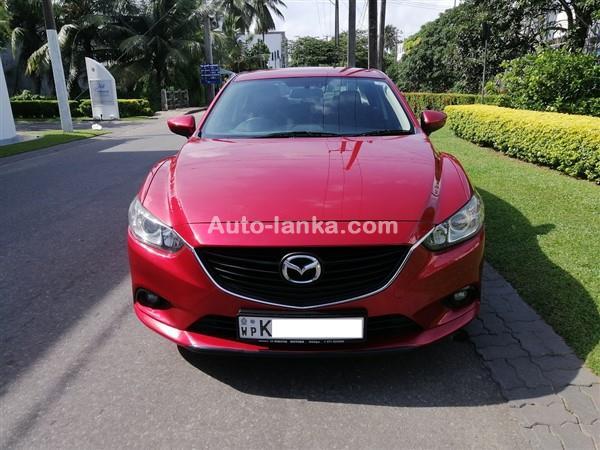 Mazda 6 Sky Active Luxury Car 2013 Cars For Sale in SriLanka