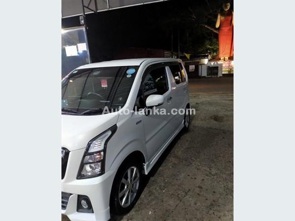 Suzuki Wagon R Stingray 2018 Cars For Sale in SriLanka