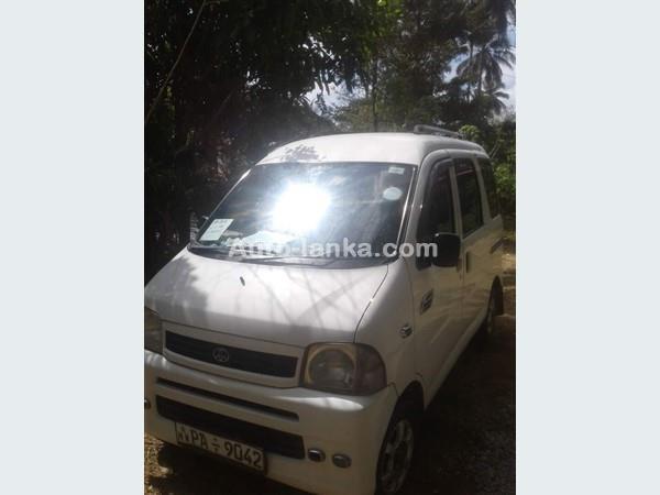 Daihatsu Mini van 200 Vans For Sale in SriLanka