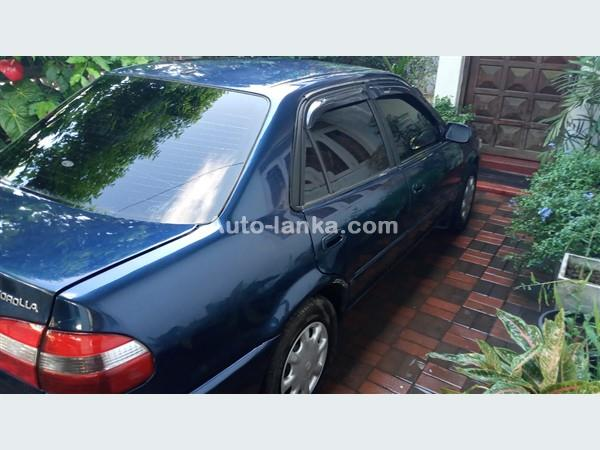 Toyota Corolla CE 110 1999 Cars For Sale in SriLanka