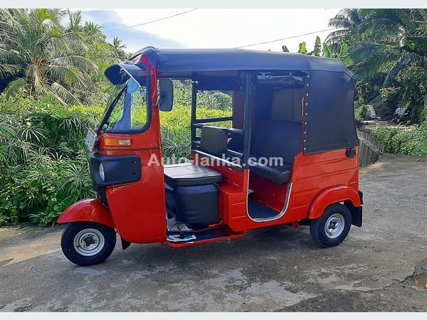 Bajaj BAJAJ FOUR SROKE ABU 2020 Three Wheelers For Sale in SriLanka
