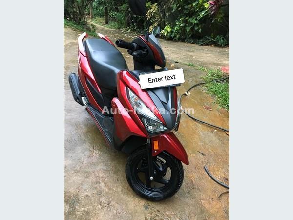 Hero Honda Grazia 2019 Motorbikes For Sale in SriLanka