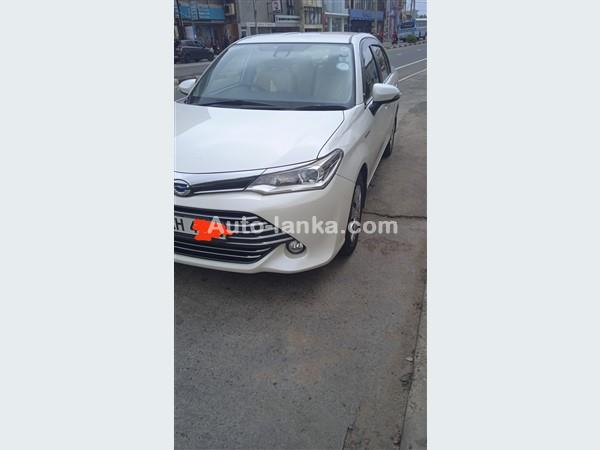 Toyota Axio hybrid 2015 Cars For Sale in SriLanka