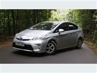 Toyota Prius 2015 For Rent