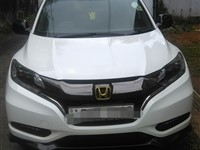 Honda vezel RS for rent with driver,Rs.55/- all inclusive fo a k.m.