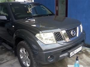 Nissan Navara For Rent
