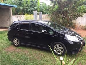 Honda Shuttle Gp2 Navi 2016 for Rent or Hire