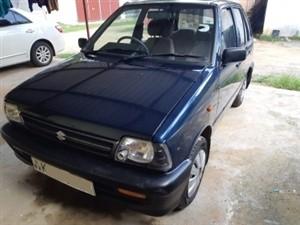 Maruti 800 Car for Rent