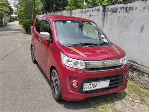 Wagon R J style  For Rent 2017
